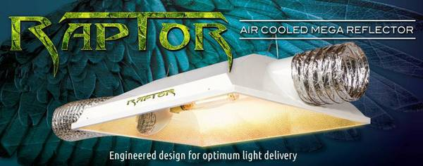 HYDROFARM RAPTOR LIGHTS
